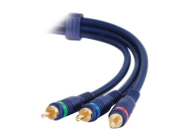C2G 29138 100 ft. Velocity RCA Component Video Cable M-M