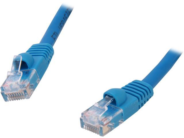C2G 1FT CAT5E SNAGLESS UNSHIELDED (UTP) NETWORK PATCH CABLE - BLUE 23828