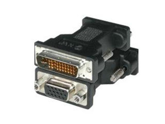 C2G 38062 M1 Male to HD15 VGA Female Adapter
