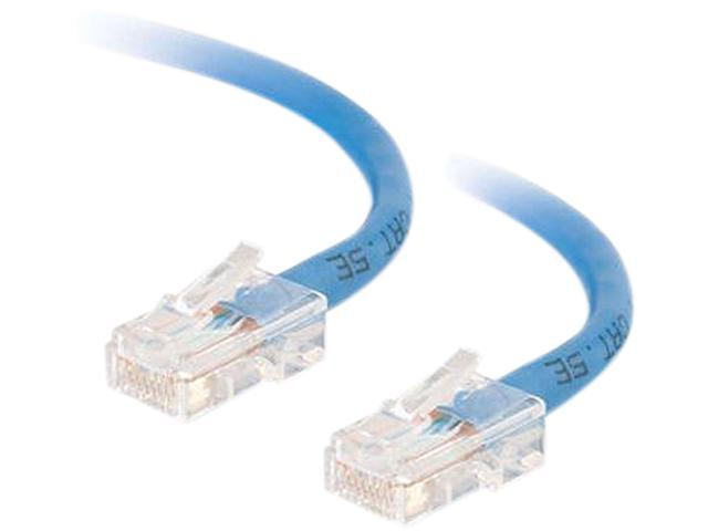 C2G 22697 14 ft. Cat 5E Blue Assembled Patch Cable
