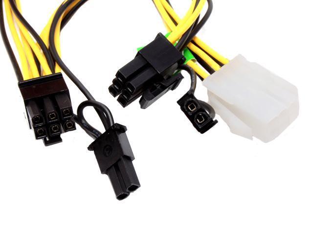 Athena Power CABLE-EPCIE1628 16