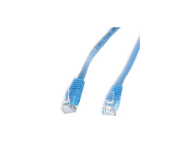 StarTech C6PATCH1BL 1 ft. Cat 6 Blue Network Cable