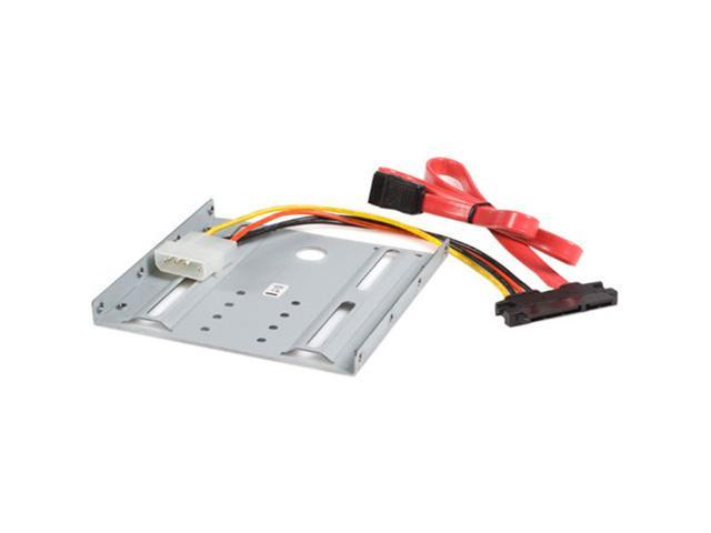 StarTech.com 2.5 Inch SATA Hard Drive to 3.5 Inch Drive Bay Mounting Kit (BRACKET25SAT)