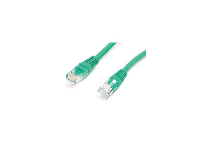 StarTech C6PATCH5GN 5 ft. Cat 6 Green Network Cable