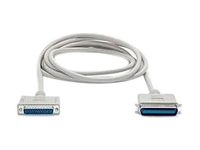 StarTech Model 1284DB25_10 10 ft. IEEE-1284 DB25 to Mini Centronics 36 Parallel Printer Cable