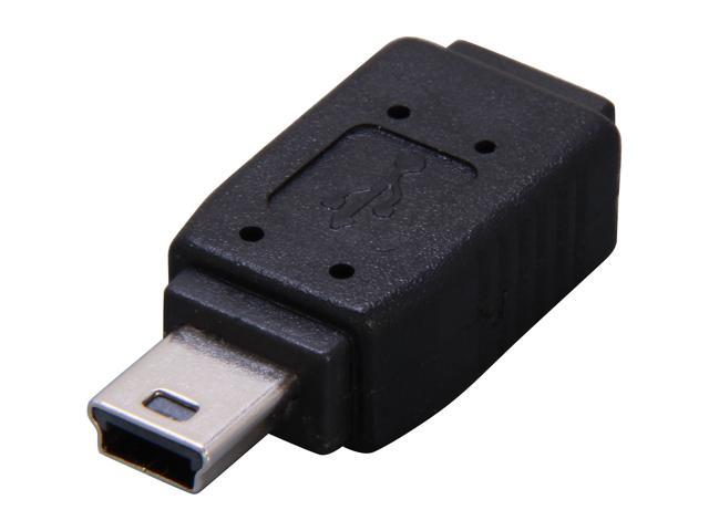 StarTech UUSBMUSBFM Micro USB to Mini USB Adapter