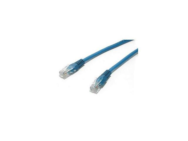 StarTech M45PATCH20BL 20 ft. Cat 5E Blue Network Cable