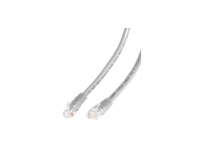 StarTech C6PATCH15GR 15 ft. Cat 6 Gray Network Cable