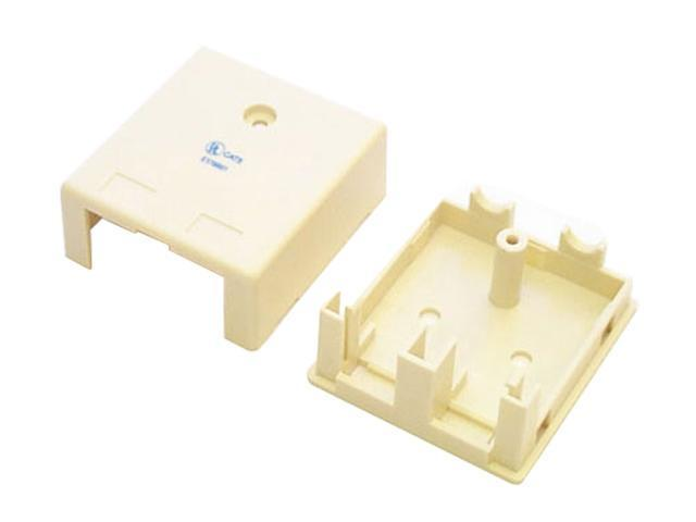 StarTech WALLBOX2KIV  Dual Cat 5e RJ45 Wall Box