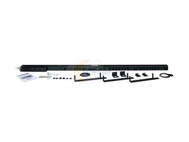 TRIPP LITE PDU3VSR3L2130 24A 3-Phase Switched 24-Outlets 8.6kVA PDU