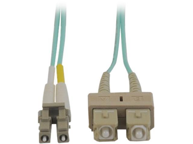 Tripp Lite N816-02M 6.56 ft. Fiber Optic Duplex Patch Cable