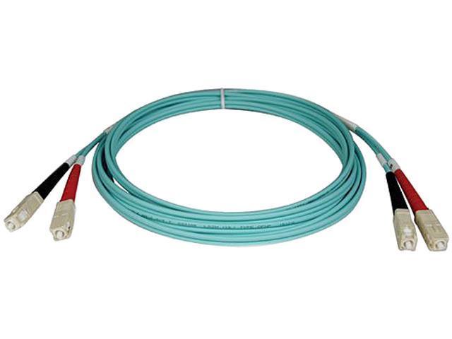 Tripp Lite N806-01M 3.28 ft. Fiber Optic Duplex Patch Cable