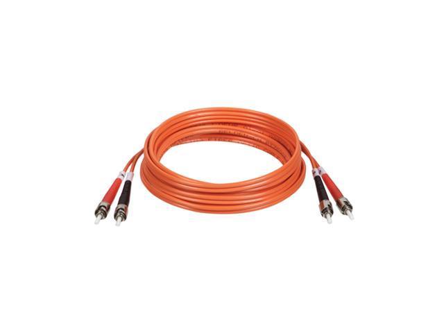 Tripp Lite N302-05M Duplex Multimode 62.5/125 Fiber Patch Cable (ST/ST), 5M (16-ft.)
