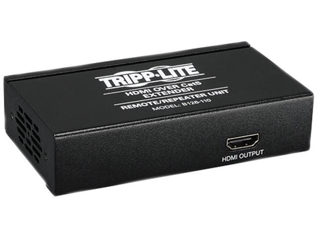 Tripp Lite B126-110 HDMI over Cat5 Active Extender / Remote Repeater TAA GSA