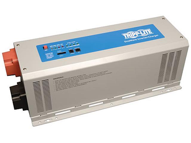 Tripp Lite 2000W Power Inverter / Charger, 12VDC 120V, Pure Sine-Wave Output, Hardwired (APS2012SW)