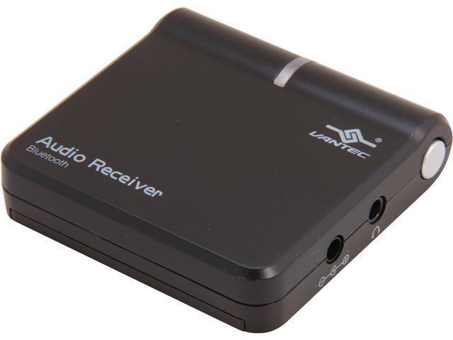 VANTEC NBA-BTA350-BK Bluetooth Audio Receiver
