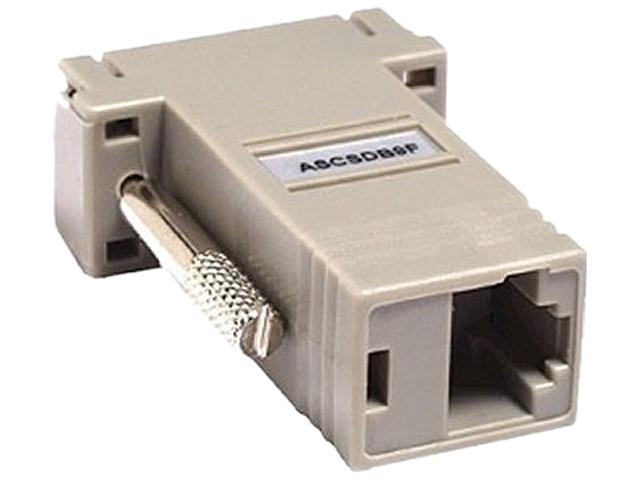 Raritan Serial Adapter (ASCSDB9F-DCE)