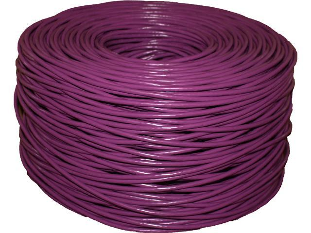 BYTECC C6E-1000P 1000 ft. Bulk Cable