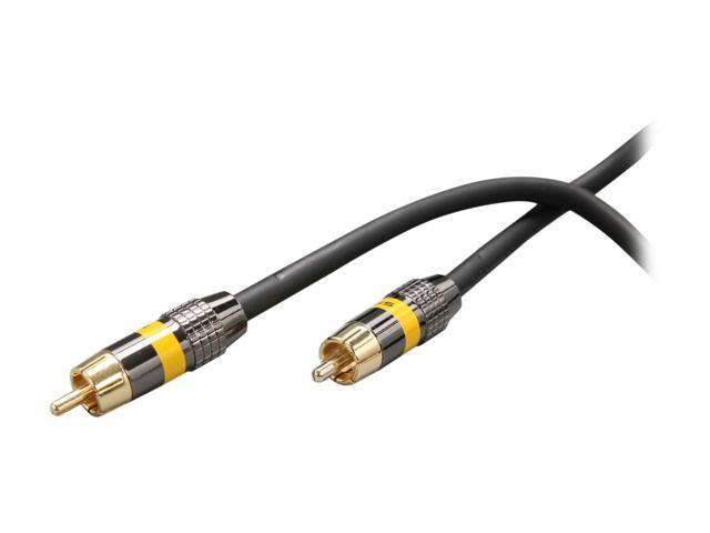 Spider Model S-VIDEO-0003 3 ft. S-Series Composite Video Cable