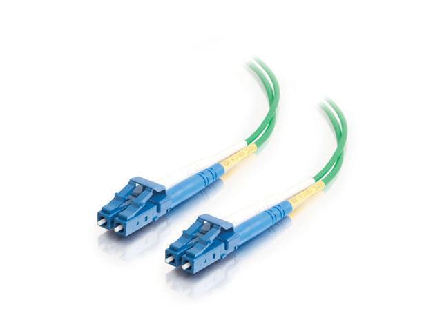 C2G 33374 32.81 ft. LC/LC Duplex 9/125 Single Mode Fiber Patch Cable