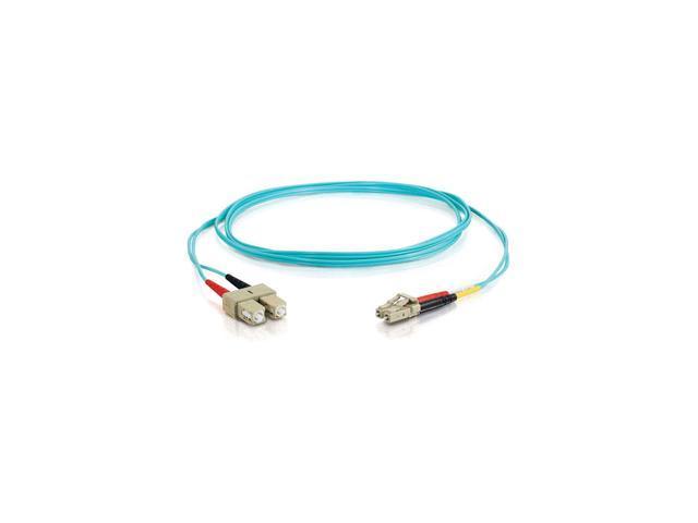 C2G Fibre Optic Duplex Patch Cable