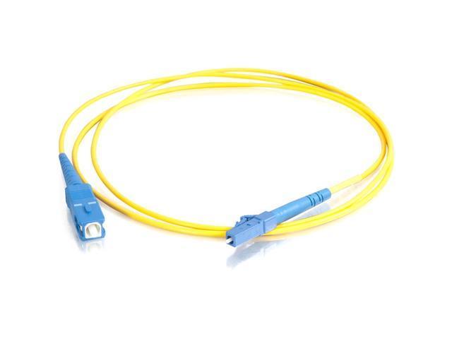 C2G Fiber Optic Simplex Patch Cable