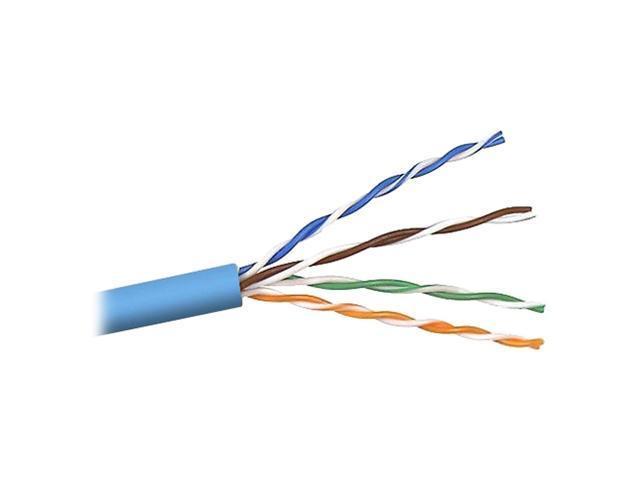 Belkin A7J704-1000-BLU Cat. 6 UTP Bulk Cable