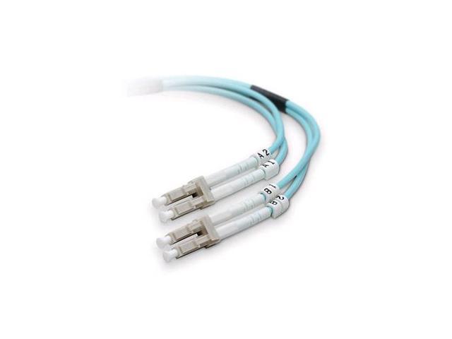 Belkin 10 Gig Aqua patch cable - 98 ft (F2F402LL-30M-G)