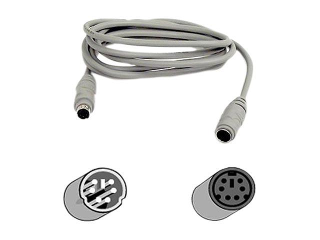 Belkin Model F2N035-12 12 feet PS/2 Mouse and Keyboard Extension Cable