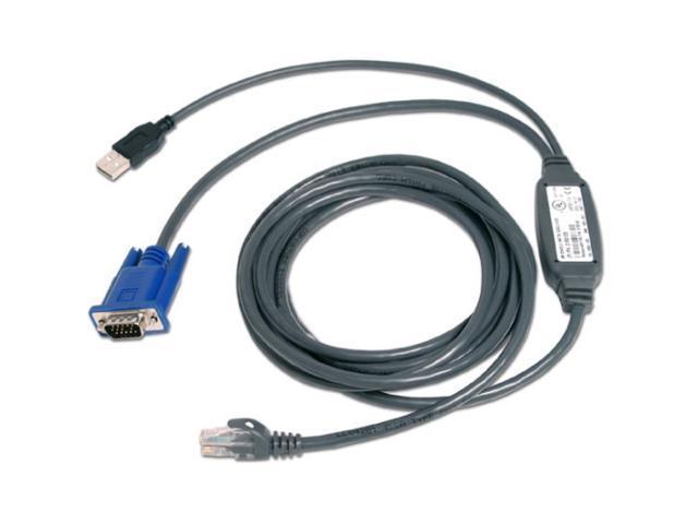 Avocent 10 ft. KVM Cable USBIAC-10