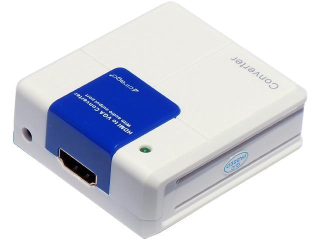 Cirago HDMVGACNVR HDMI to VGA Converter