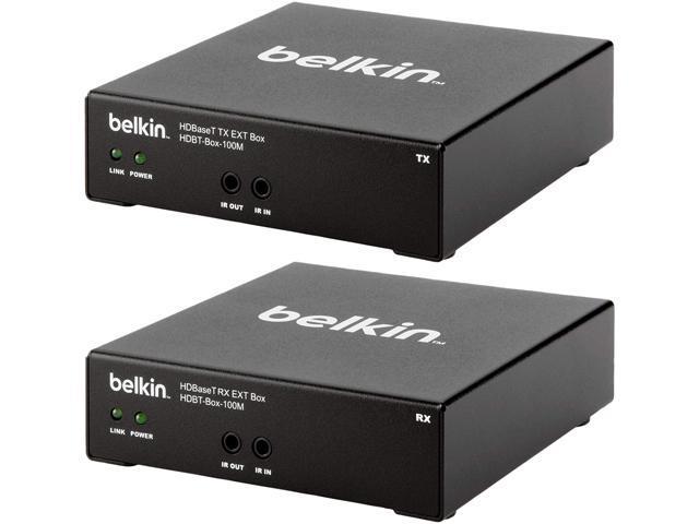 Belkin HDBaseT TX/RX AV Extender Box (Up to 100M) HDBT-BOX-100M