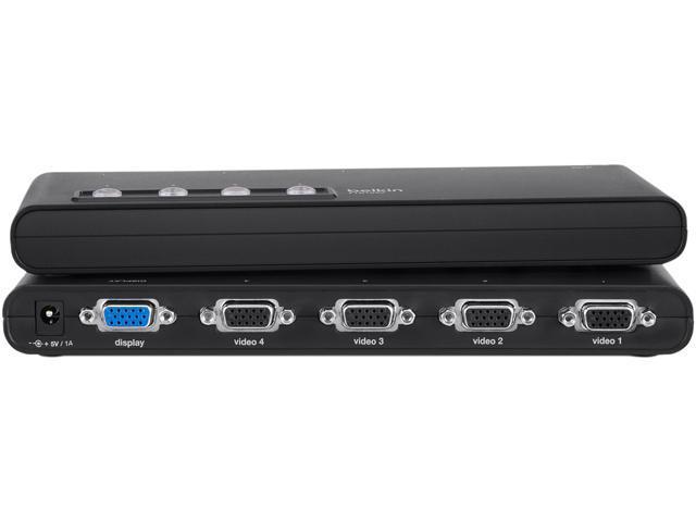 BELKIN F1D104V 4-port VGA Switch