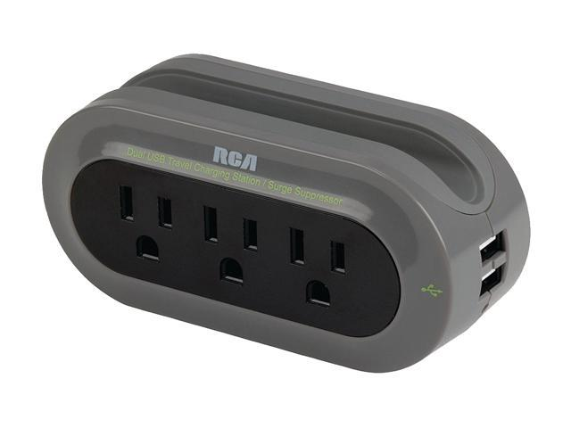 Audiovox PCHSTAT1R TRAVEL CHARGING STATION