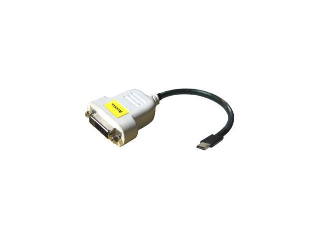 Accell B087B-004B Mini DisplayPort to DVI Adapter