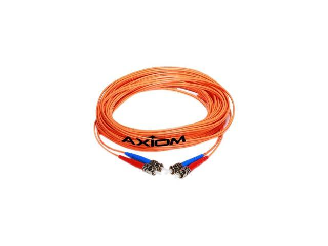 Axiom Fiber Optic Duplex Cable