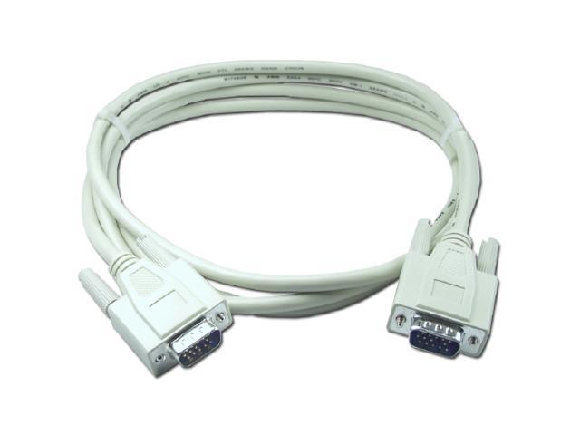 QVS CC388-06 6 ft. HD15 Video Cable