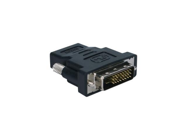 QVS High Speed HDMI Female to DVI Male Adaptor