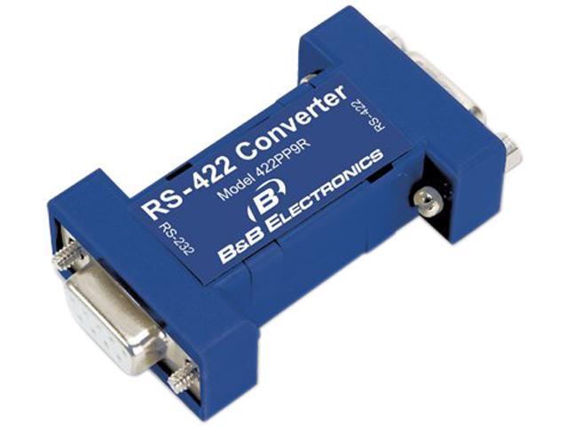 B&B 422PP9R Port-Powered RS-232 to RS-422 Converter