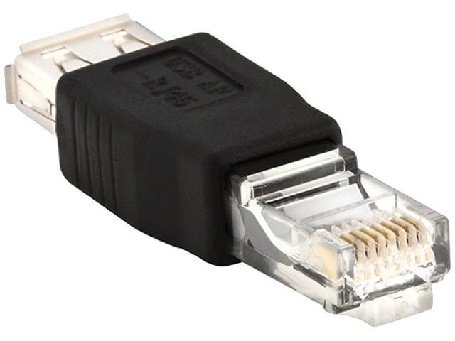 Insten 360222 4 x USB Type A to RJ45 Ethernet Adapter