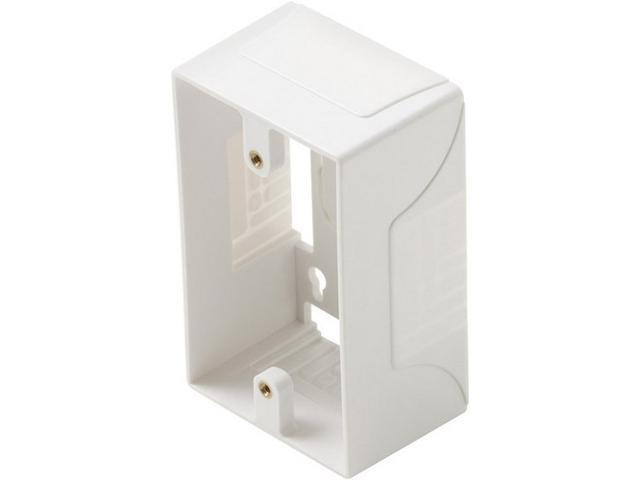 Steren 310-100WH Surface Mount Junction Box