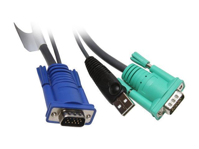 ATEN 6 ft. USB KVM Cable for CS1708/1716 2L5202U
