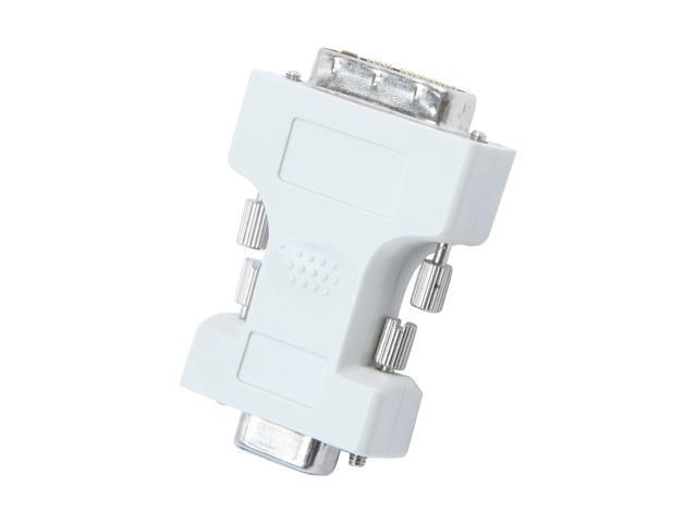 Nippon Labs Model ADT-DVIM DVI to VGA Adapter DVI/MALE(24+5PINS) VGA/FEMALE(15PINS)