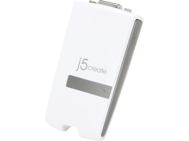 j5create JUA190 USB 2.0 VGA Display Adapter