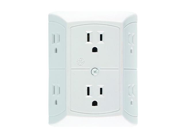 GE JASHEP50759 6 Outlets Power Strip