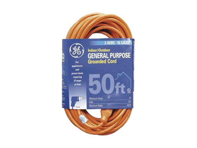 GE Model 51926 50 ft. Indoor/Outdoor Extension Cord