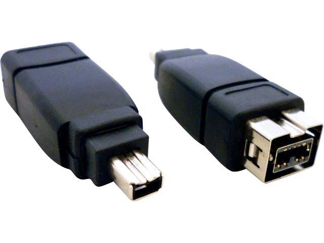 Professional Cable FW-9F4M FireWire 900 to 400 Adapter  - 9 Female to 4 Male