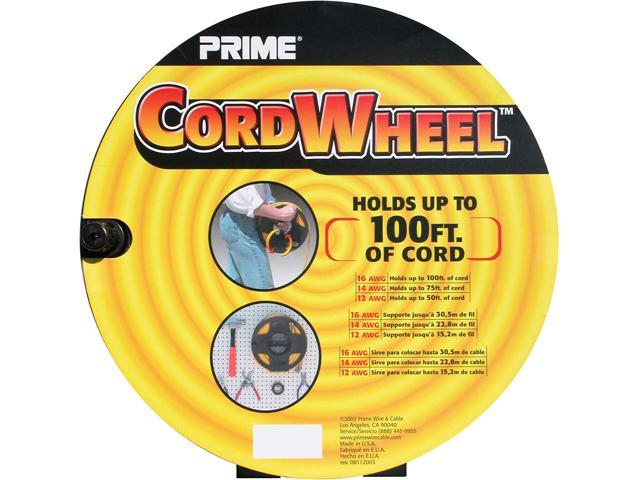 Prime Wire Model CR002002 Cord Storage Wheel