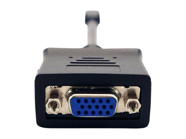 VisionTek 900343 Mini DisplayPort to VGA Active Adapter (M/F)