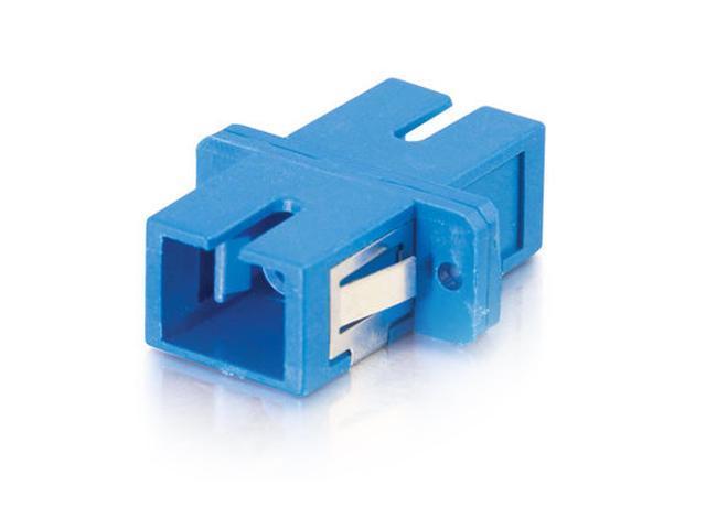 C2G 17437 SC/SC F/F Simplex Fiber Coupler